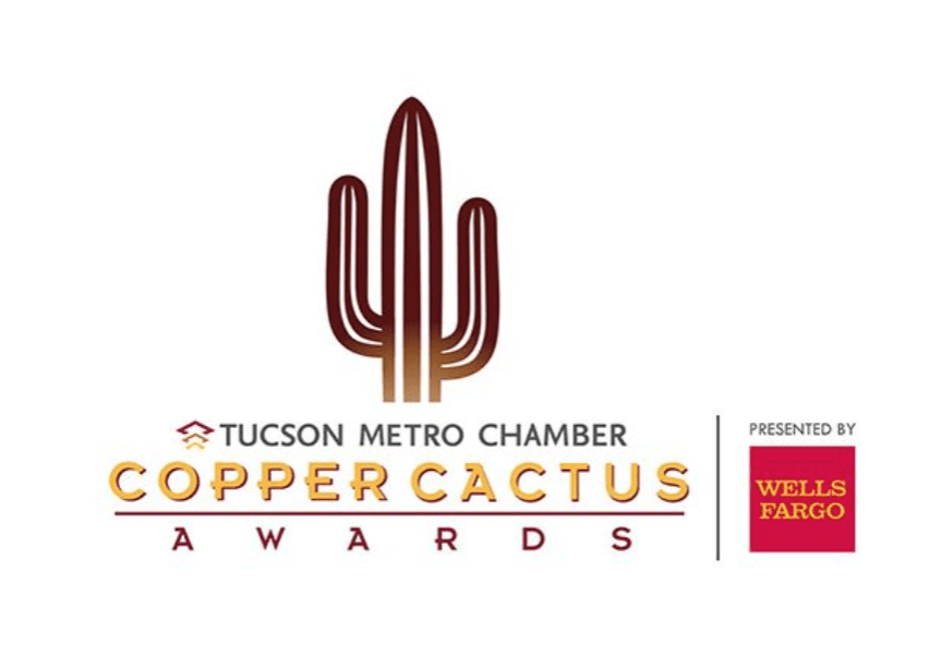 copper cactus award logo