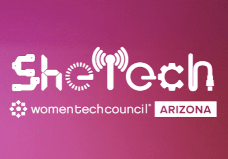 SheTech Arizona logo