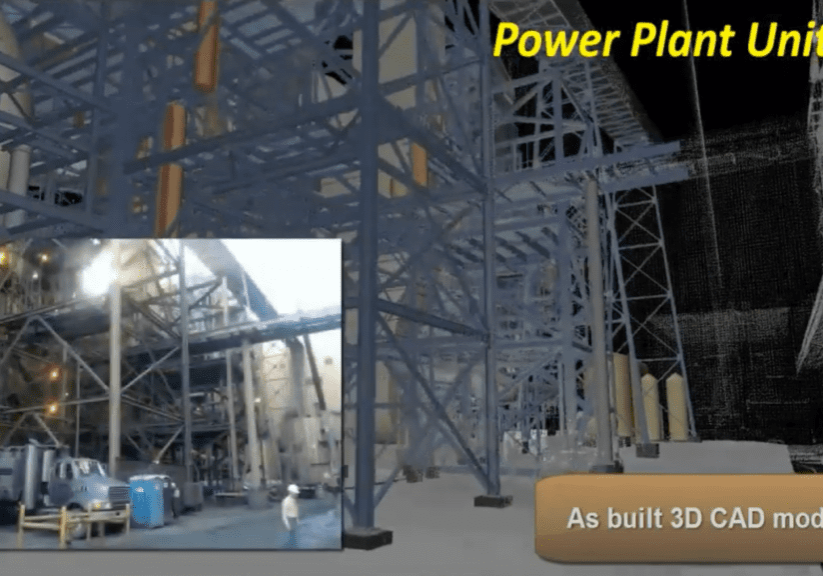 power plant digital twin
